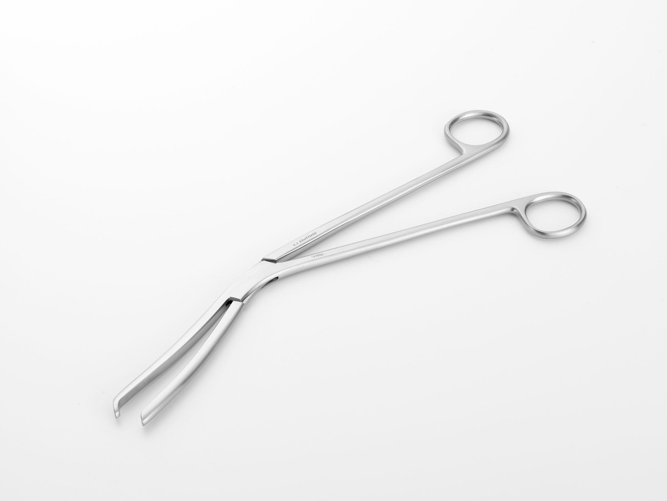 Steriliser Forceps