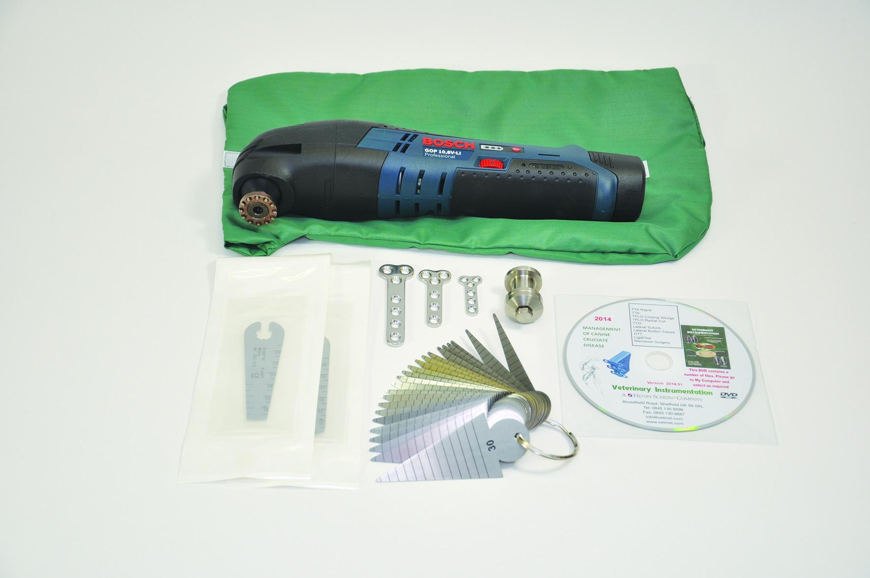 TPLO Wedge Kit