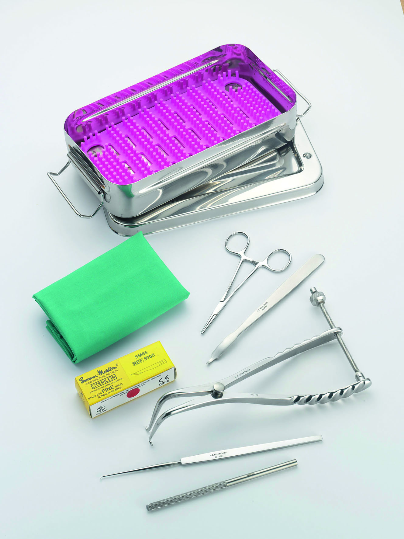 Meniscus Surgery Kits
