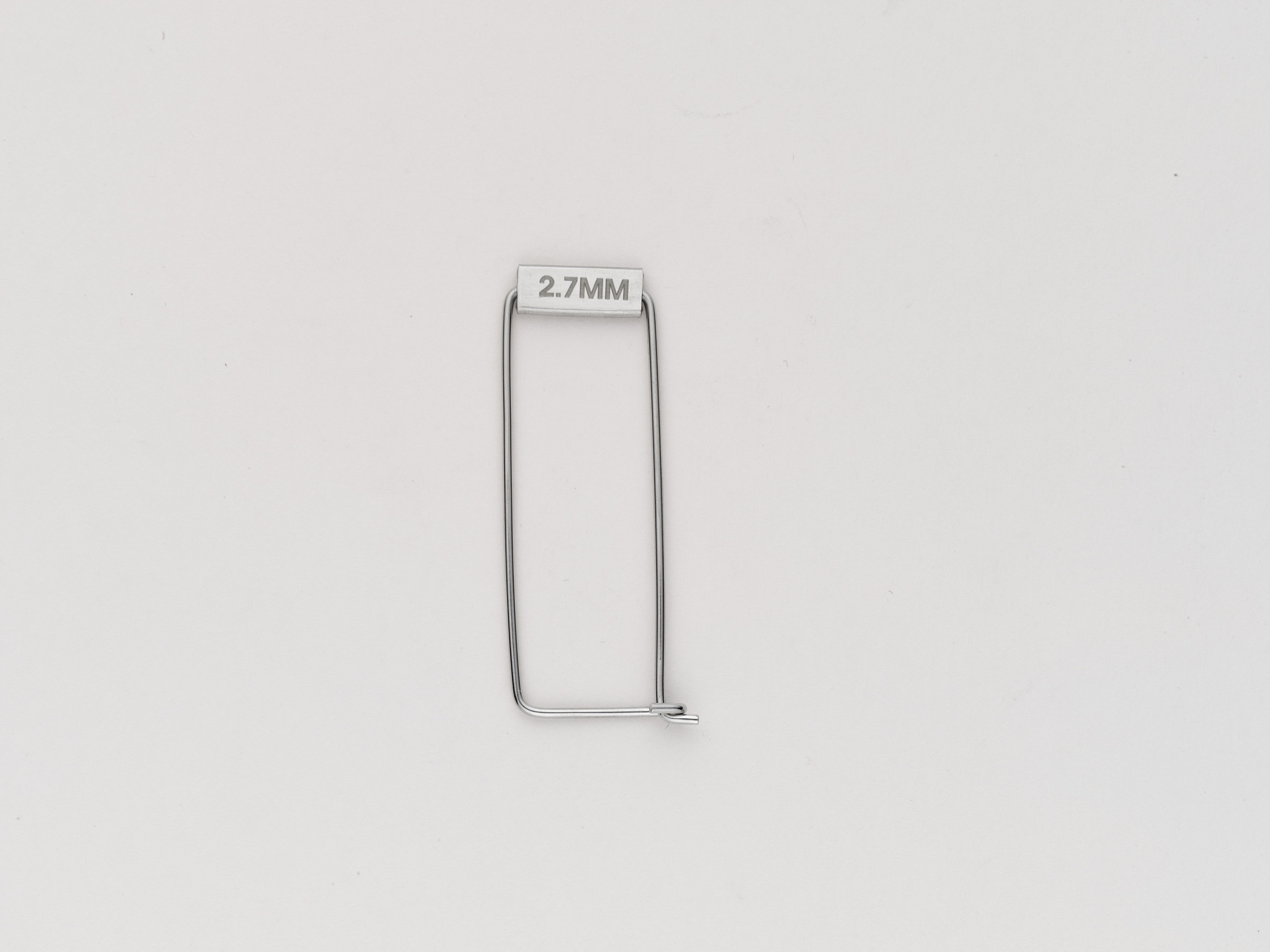 Plate Holding Clip