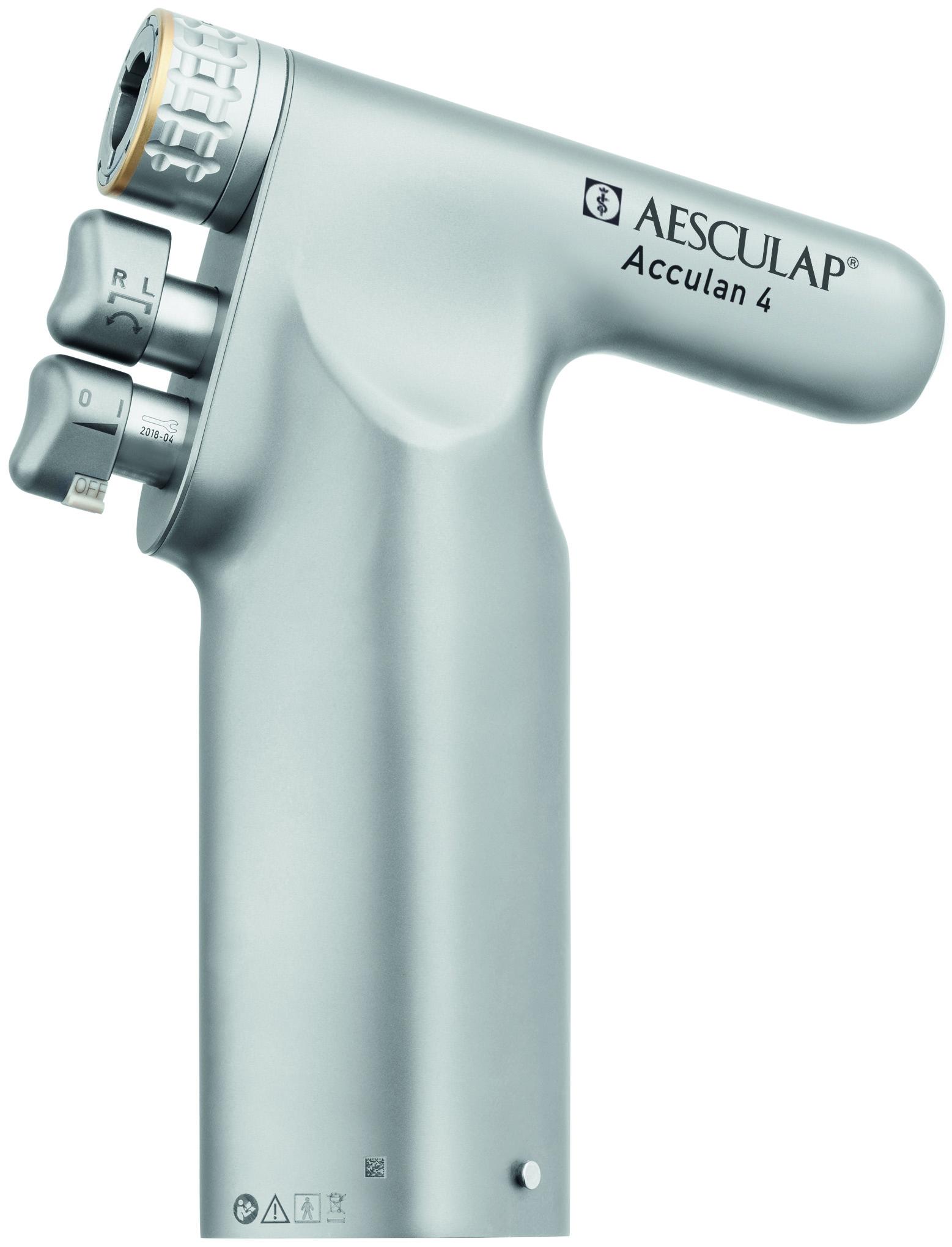 B. Braun Acculan 4 Surgical Power Tools