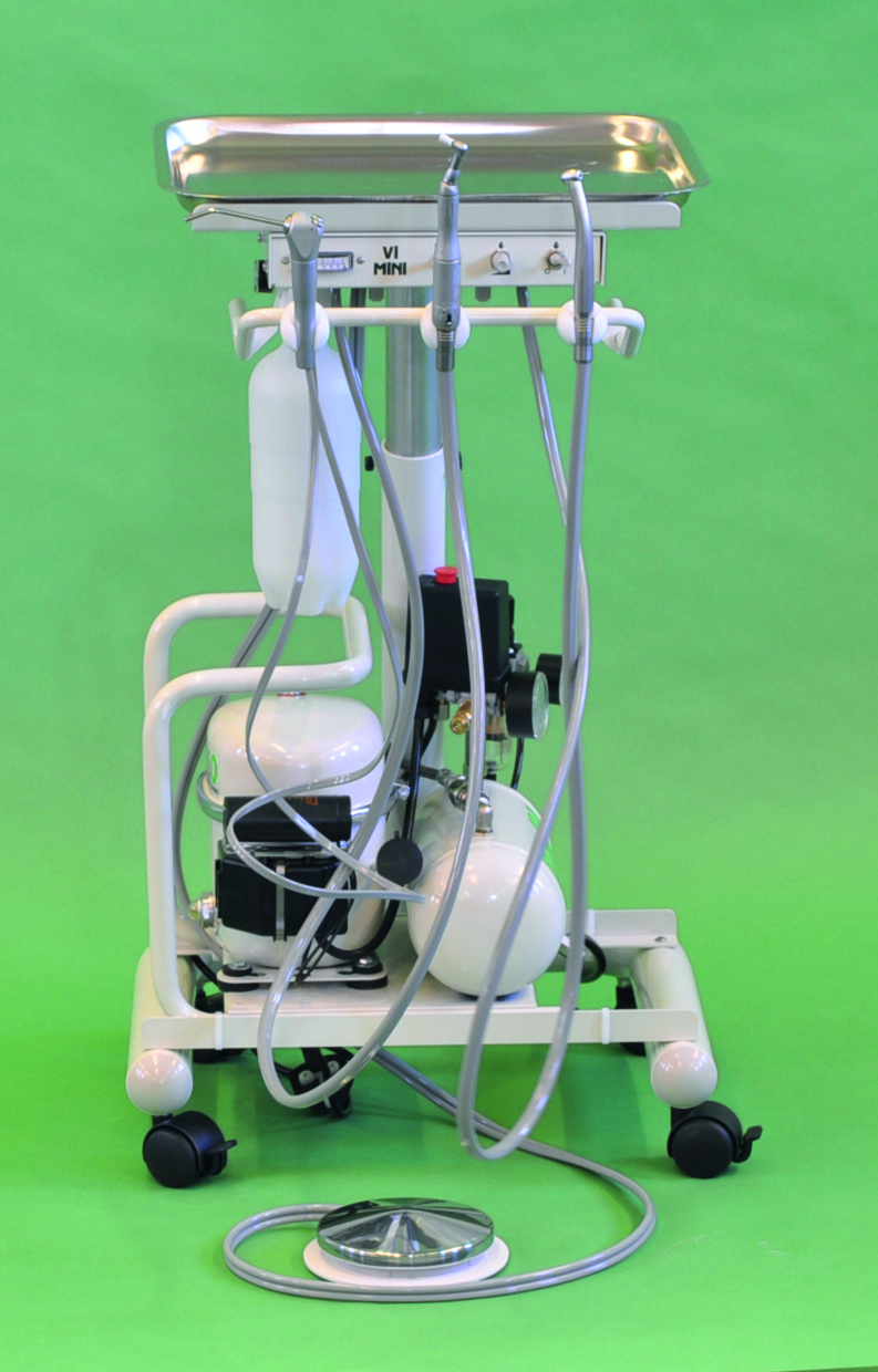 Vi Mini Cart Dental Machine